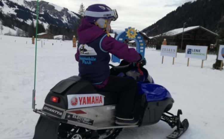 Willkürliche Schliessung des E-Snowmobile-Parks an der Lenk im Simmental